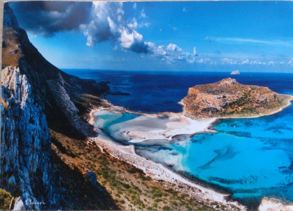 gramvousa balos blue lagoon