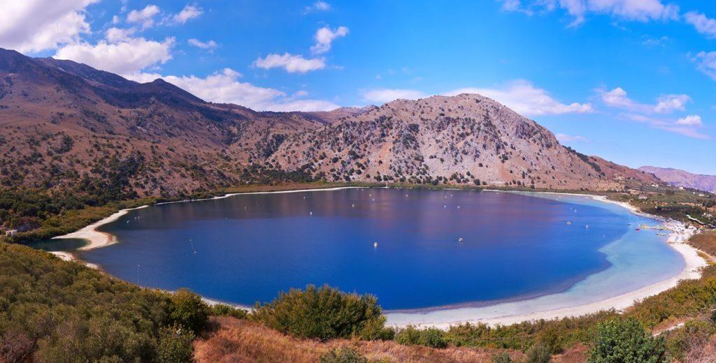 Chania-Rethymno-Kournas